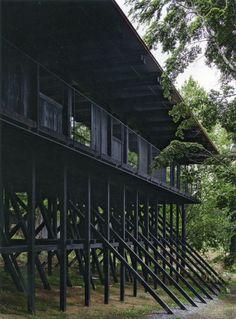 Smiljan Radic - House of wood