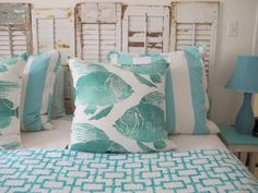 Everything Coastal....: A Collection of Beach Cottage Bedroom Inspiration