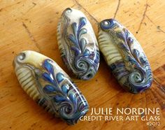 JULIE NORDINE - Credit River Art Glass | 2011 GALLERY