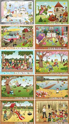 Zaubereinmaleins.de kostenloses Unterreichtsmaterial auf Deutsch für Kinder free german printables for kids