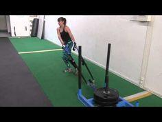 Sled Exercises -16 Sled Workout Moves and Sled Alternatives - YouTube