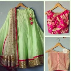By order only Choli Designs, Blouse Designs, Indian Attire, Indian Wear, Indian Dresses, Indian Outfits, Choli Dress, Saree Blouse, Lehenga Crop Top