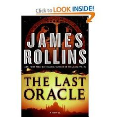 I have read several of James Rollins books.