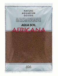 Aquarium Products Wholesale :: ADA Aqua Soil Africana 3L (Powder)