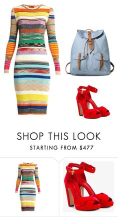 """-"" by nihada-niky ❤ liked on Polyvore featuring Missoni and Alexander McQueen"