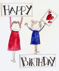 ♥ Happy Day ♥ // #Happy Birthday
