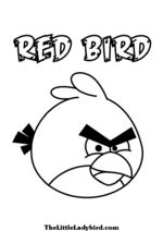 Angry birds epic coloring page - pigs   My Free Coloring ...