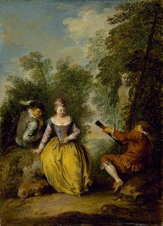 A Pastoral Concert Kunsthistorisches Museum, Renaissance Kunst, Google Art Project, French Rococo, Jean Baptiste, Classical Art, Museum Of Fine Arts, Art Google, Art Projects