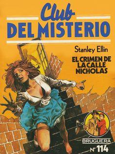114 - El crimen de la calle Nicholas - Stanley Ellin