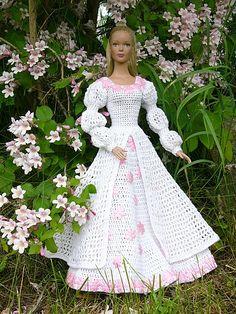 Květinová výzdoba | BARBIE a jiné panenky