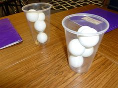 Using ping pong balls to represent sea turtle eggs while researching sea turtles and many other cute activities for sea turtles