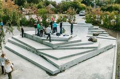 Teen Playground, KATOxVictoria, Slangerup Denmark, 2013