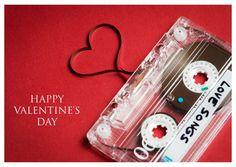Love is a mixtape   Liebe   Echte Postkarten online versenden   MyPostcard.com