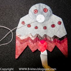 B-kites: Miniature Kite