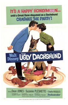 Disney presents: The Ugly Dachshund