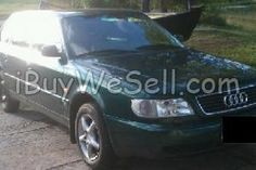 Audi A6 1.9 TDI Automat -96  Motor utbytt  Ny startmotor och generator  Endast sommardäck  Går som en klocka maskinellt.  To check the price/Contact the seller click the picture. For more cars visit http://www.ibuywesell.com/en_SE/category/Cars/427/ #cars #usedcars #Audi #buyusedcar