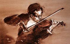 Encore le violoniste