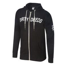 Dean Ambrose dirty deeds hoodie