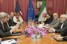 """France Takes Toughest Line At Iran Nuclear Talks   """" France is again adopting the toughest line against Iran in negotiations aimed at curbing Tehran's nuclear program, potentially placi..."""