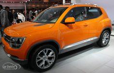 Volkswagen Taigun Compact SUV Concept- Photo Gallery !