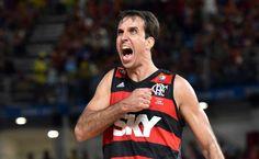 """""""Estamos ganhando conjunto"""" diz Marcelinho após vitória do Flamengo"""