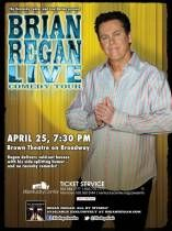 Enter to win 2 tickets to see Brian Regan at the Kentucky Center for the Arts!