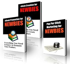 eBook Creation and Promotion for NEWBIES (PLR)