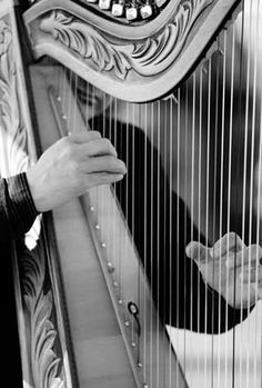 Learn to play the harp