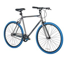 Fixed Gear Bikes - Takara Sugiyama Flat Bar Fixie Bike *** Continue to the product at the image link.