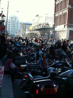 Lone Star Bike Rally, Galveston, Texas