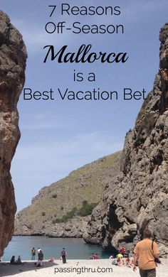 Mallorca is beautiful year 'round, not just when most of the summer tourists are there!