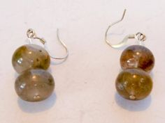 Excited to share the latest addition to my #etsy shop: Vintage Natural Lavender Jade Earrings, , Pierced Earrings Untreated Lavender Nephrite http://etsy.me/2HPyKPU #jewelry #earrings #purple #silver #girls #jade #birthday #earlobe #gvsteam