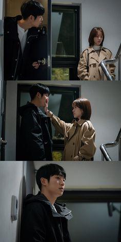 Korean Music, Korean Drama, Korean Men, Korean Actors, Kdrama, Korean Tv Shows, Han Ji Min, Jung In, Night Couple