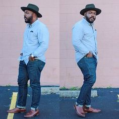 Moda casual hombre gordo Ideas for 2019 Plus Size Men, Looks Plus Size, Moda Plus Size, Large Men Fashion, Mens Plus Size Fashion, Big And Tall Style, Look Man, Outfit Trends, Outfit Ideas