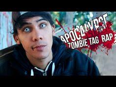 Apocalypse Zombie Tag RAP- Kronno & Elisabeth Kacherou | Especial 100K P...