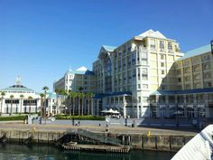 The Table Bay Hotel in iKapa, Western Cape designed by Creative Kingdom inc.