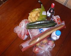 Бюджет истрачен, а мясо не куплено... Фото: Дмитрий КОСАРЕВ