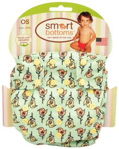 smart bottoms smart one 3.1-- one size all in one