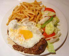 Steak - Portuguese style (Bitoque)