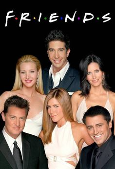 Meet someone from F.R.I.E.N.D.S <3