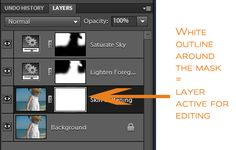 Eliminate layer mask frustrations once and for all with this tutorial from Texas Chicks!