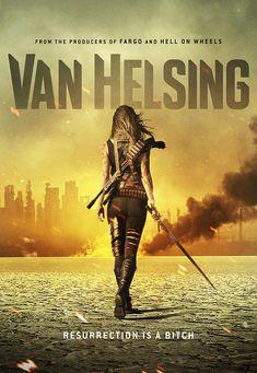 Αποτέλεσμα εικόνας για van helsing series poster