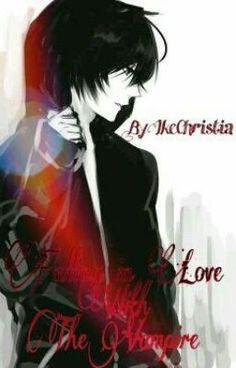 """Baru saja saya mempublikasikan """" Chapter 1 : Liburan Musim Panas  dari cerita saya  Falling in Love With The Vampire """"."""