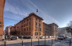monte testaccio - the neighborhood today
