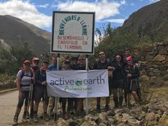 We're done! After about 140kms, 8300m of climbing over 12 days we have arrived in the town of llamac. It's been a fantastic couple of weeks, great group and some of the most spectacular mountains I have ever seen! Buen viaje amigos!