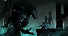 Beasts and Monsters by Banished-shadow.deviantart.com on @DeviantArt