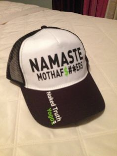 From Our Clothing Line Yoga Clothing, Namaste, Naked, Hats, Accessories, Clothes, Fashion, Outfits, Moda