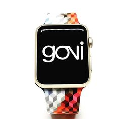Fashion Apple Watch band @goviloop Sports collection  #applewatch #fashionassecories #fashionstyle #sportswear #freeshipping #redcolor #neversaynever