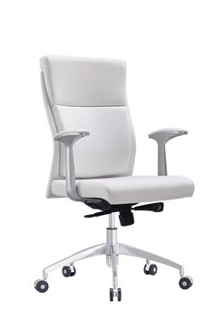 Whiteline Harvard Executive High Back office chair