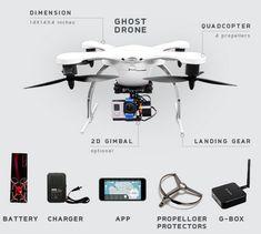 Fancy - EHang Ghost Drone (Aerial Plus)